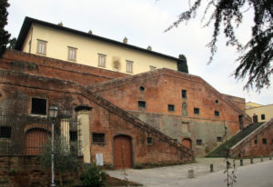 Villa medicea Cerreto Guidi