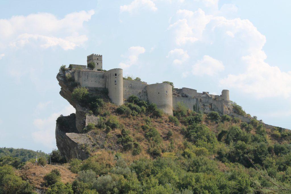 estate 2017 Roccasacalegna in Abruzzo