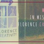 La mia esperienza al Florence Creativity 2017