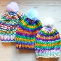 Cappelli artigianali per bambini