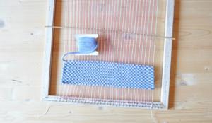 La tessitura con il telaio a cornice