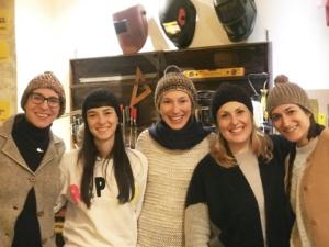MaMaglia workshop telaio circolare
