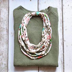 La collana Scintilla- Il Sogno della macchina da cucire