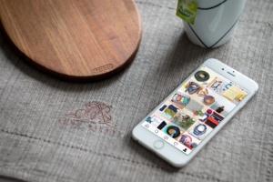 Vendere l'artigianato su Instagram
