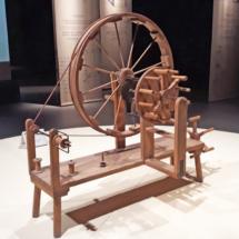 Leonardo da Vinci al Museo del Tessuto di Prato3