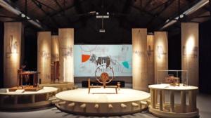 Leonardo da Vinci al Museo del Tessuto di Prato