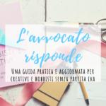 L'avvocato risponde: Hobbisti e creativi di Serena Cipolletti