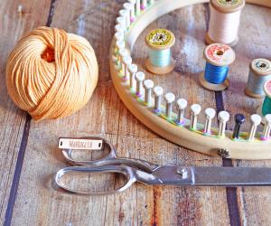 ferri o telai da maglia