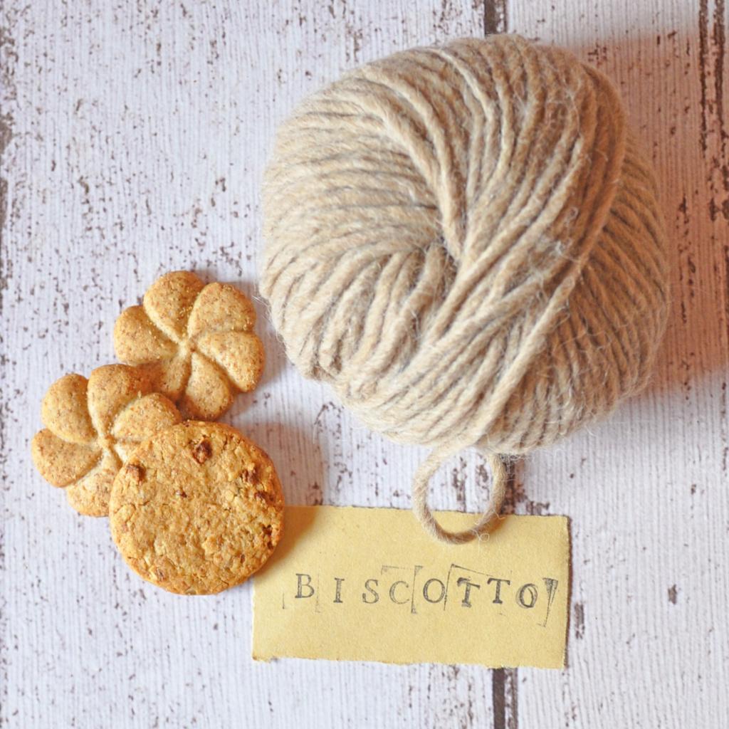 Colori autunno e inverno MaMaglia - Biscotto