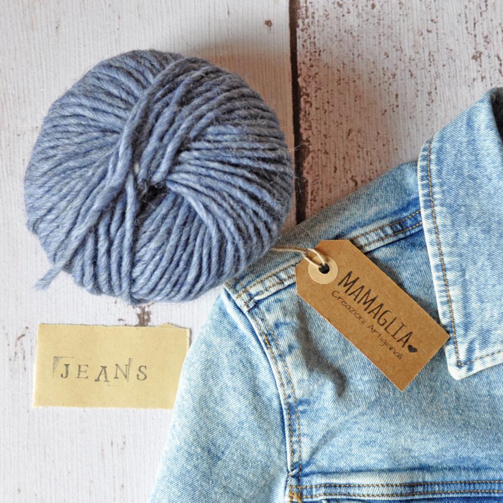 Colori autunno e inverno MaMaglia - Jeans