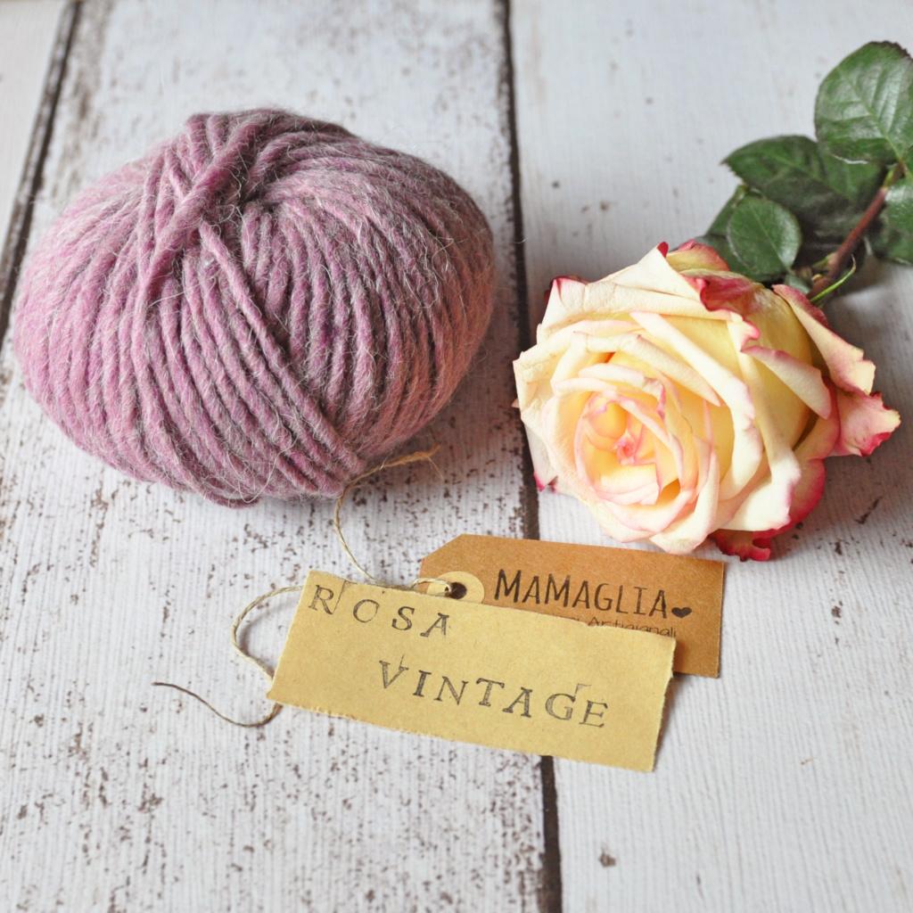 Colori autunno e inverno MaMaglia - Rosa
