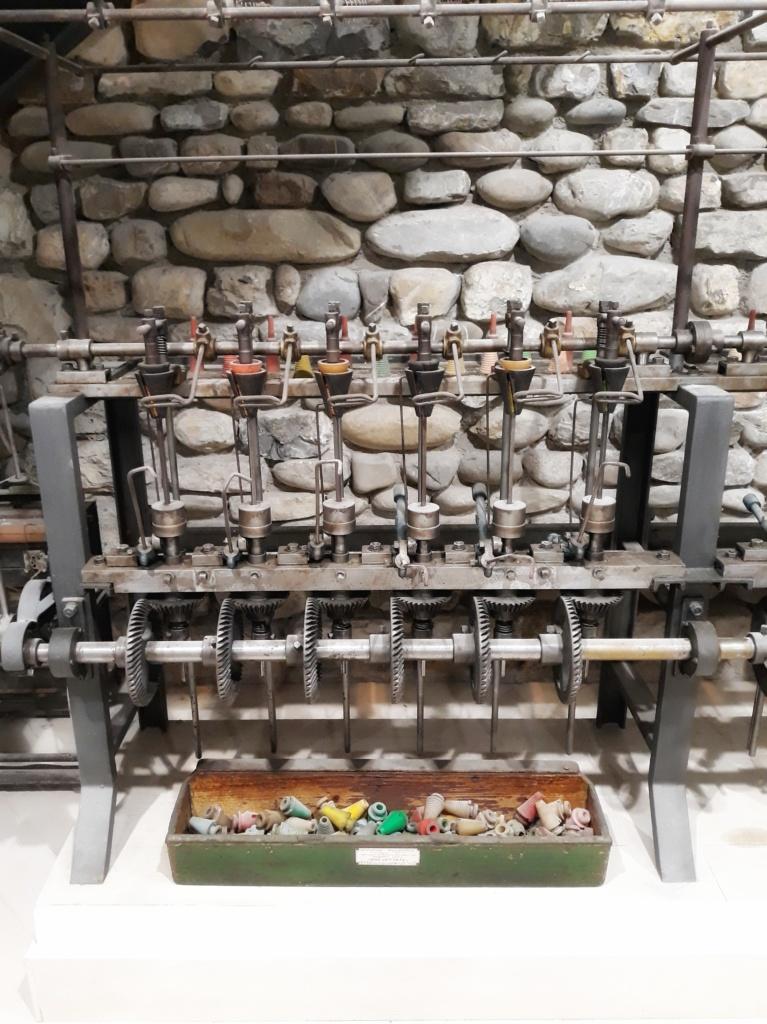 La Fabbrica Lucchesi - Mostra macchinari d'epoca
