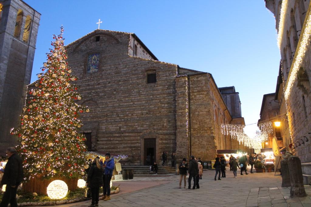 Mercatini di Natale a Chianciano Terme (Siena)