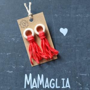 I gioielli di MaMaglia - Orecchini Galadriel