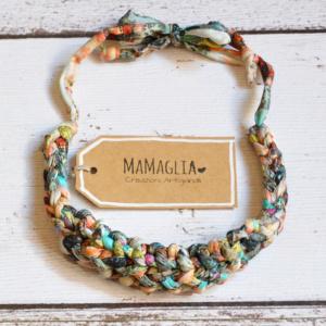 I gioielli di MaMaglia - Collana Luz