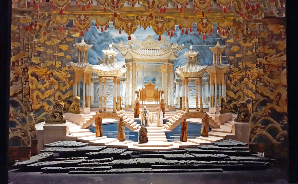 Fondazione Zeffirelli a Firenze - Turandot