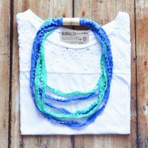 I gioielli estivi di MaMaglia - Le collane Scintilla