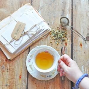 Il rito del tè - MaMaglia Creazioni Artigianali