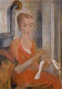 Näherin - 1923 Dorothea Maetzel Johannsen