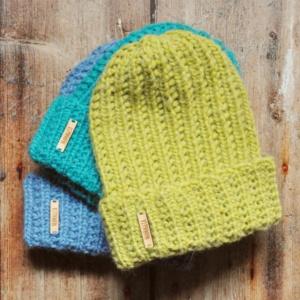 Il berretto beanie - MaMaglia Creazioni Artigianali