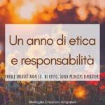 Un anno di responsabilità