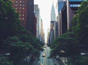 La ragazza del sole - New York
